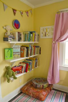 11 Creative Reading Nooks for Kids.
