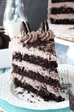 CHOCOLATE OREO CAKE | Food And Cake Recipes