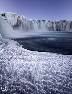 Godafoss - Waterfall of the Gods, Iceland