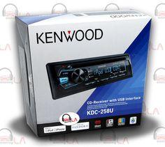 Sourcing-LA: KENWOOD KDC-258U CD MP3 WMA PANDORA IPOD USB AUX E...