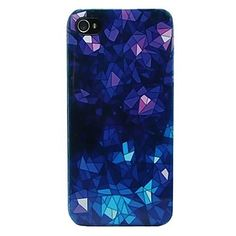 Three-Dimensional Broken Mirror Back Case for iPhone 5/5S – EUR € 2.75