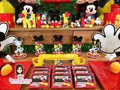 Festa Mickey - Murilo