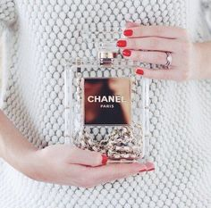 CHANEL all day, everyday.