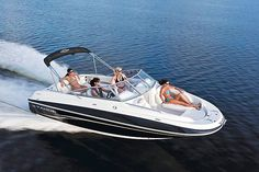 motor-boat for water skiing, tubing, fishing, everything! - this will be just fine