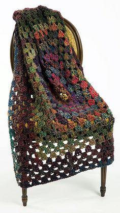 Ravelry: Crochet Afghan pattern by Plymouth Yarn Design Studio
