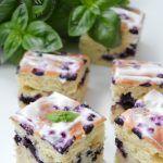 Ciasto jogurtowe z jagodami Homemade Cakes, Cheesecake, Sweets, Easy, Food, Goodies, Cheese Pies, Cheesecakes, Meals