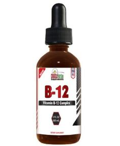 Vitamin B Complex Liquid Drops promotes energy metabolism and a healthy nervous system. Vitamin B12 Sublingual Drops with Great Taste and Fast Absorption. http://amzn.to/13AxLOO