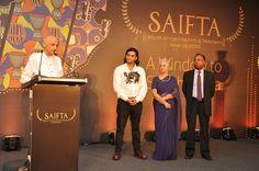 Mukesh Bhatt, Kedhar Gawde, Waheeda Rehman and Sadha Naidoo, at Taj Lands End Mumbai.