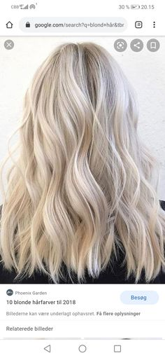 Summer Blonde Hair, Ice Blonde Hair, Blonde Hair Makeup, Blonde Hair Looks, Balayage Hair Blonde, Bleach Blonde, Ash Hair, Going Blonde, Light Blonde Hair