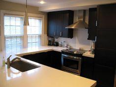 More Ikea kitchen. Kitchen Cabinets Singapore, Kitchen Cabinets With Legs, Kitchen Cabinets Reviews, Kitchen Cabinet Sizes, Kitchen Cabinet Doors, Diy Kitchen Remodel, Kitchen Remodeling, New Kitchen, Kitchen Ideas