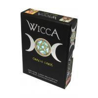 #Tarot Wicca (Borde Plateado) (Oraculo) (33 Cartas) (6 Idiomas) (SC...