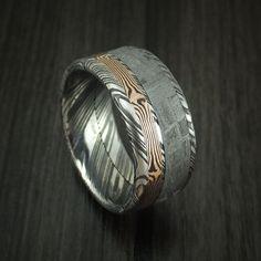 16 Best Wedding Rings Images Rings Gibeon Meteorite Meteorite Ring