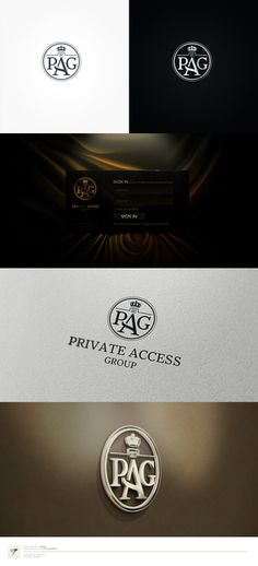 Private Access Group - PAG needs a new logo by sheva™
