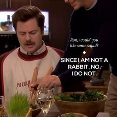 fav tv shows on pinterest 15 photos on ron swanson quotes ron swan. Black Bedroom Furniture Sets. Home Design Ideas