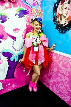 AMAZING Hello Kitty outfit!