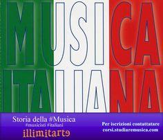 Foto, video e articoli dei musicisti italiano del 20° e del del 21° secolo
