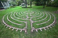 Brick Labyrinth