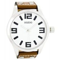 OOZOO watches make an affordable gift for any occasion, OOZOO is an never ending on-trend fashion statement timepiece. We have a HUGE range of OOZOO watches in stock. Funny Gifts For Men, Best Gifts For Men, Cool Gifts, Rolex Watches, Watches For Men, Mens Designer Watches, Fashion Watches, Michael Kors Watch, White Leather