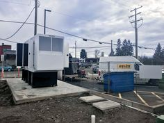 PRIMA supplied this new 400 kW Blue Star Power System to a great client in Comox, on Vancouver island BC!  Contact us to discuss your NEW Generator Package 1 604 746 0606.  #generators #generatorsuppliers #gensets #powersystems #generatorsales #qualitygenerators #customgenerators #BlueStarPower Commercial Generators, Generators For Sale, Vancouver Island, Tech, Tools, Stars, Blue, Technology, Instruments