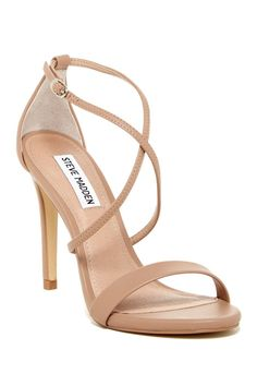 41 Ideas heels strappy sandals stilettos for 2019 Stilettos, Pumps Heels, Stiletto Heels, Nude Strappy Heels, Nude High Heels, Ankle Strap Heels, Steve Madden Heels, High Heels Boots, Shoe Boots