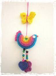pajaritos al crochet - Buscar con Google