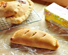 How to make Calzones and freeze for later!