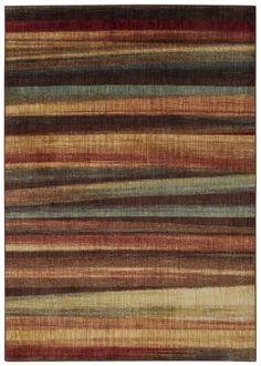 Nourison - Nourison Aristo Ars01 Multicolor Area Rug #112581