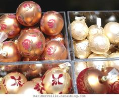 Décoration arbre de Noël chateau enchanté18- marimerveille