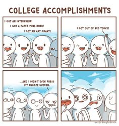 college accomplishments // According to Devin