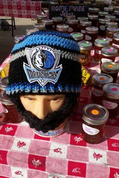 DALLAS MAVERICKS NBA Basketball Beard Beanie,VelcrobothsSidesBeanie,Velcro4PerfectFit,CustomizeAnySizeAnyColor,CheckAll5Pics,GreatGift Idea by DWedgeCreations on Etsy