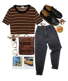 A fashion look from December 2016 featuring Sonia Rykiel tops, Levi's and Dr. Browse and shop related looks. Outfits 90s, Retro Outfits, Grunge Outfits, Fall Outfits, Vintage Outfits, Casual Outfits, Vegas Outfits, Batman Outfits, Formal Outfits