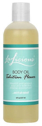 Tahitian Flower Body Oil From @LaLicious_LA $24.00   9/10