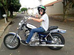 Suzuki Intruder 1400 - Custom Motorcycle - Foto: FF