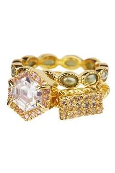 Normand Stack Ring Set