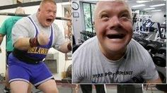 Man With Down Syndrome Is An #Incredible #Weightlifter