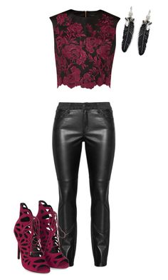 """Untitled #772"" by salleanna on Polyvore featuring Ted Baker, Rebecca Minkoff, Topshop, women's clothing, women, female, woman, misses and juniors"