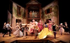 into the woods -CCM