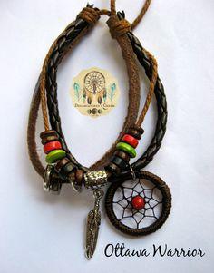 Dreamcatcher Bracelet #dreamcatchers #bracelet #handmade #dreamcatcher