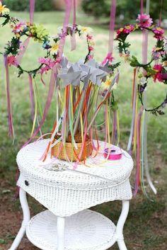 fairy+garden+party+ideas | Enchanted Fairy Garden Party Birthday Party Ideas | Photo 1 of 47 ...
