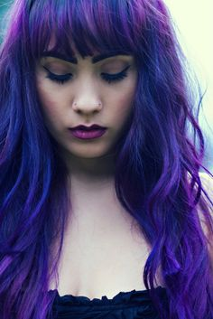 i want those colors in my hair!