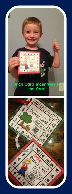 Do you need a fun and exciting way to get your kids motivated? What a great way to manage your classroom with Incentive Punch Cards with QR Codes! Pre K-3rd $ by QR Queens