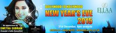 Bollywood and Hollywood - New Years EVE 2015 in Hyderabad on December 31, 2014