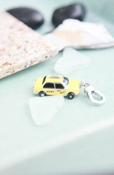Juicy Couture Juicy Charm NYC Taxi Charm #accessories  #jewelry  #key chains  https://www.heeyy.com/suggests/juicy-couture-juicy-charm-nyc-taxi-charm-silver/