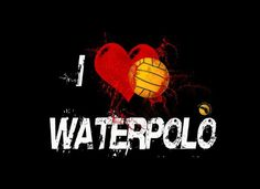 im falling in love with water polo!! it feels great to finally find my sport