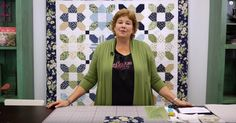 The Classic Prairie Flower Quilt Gets An Easy Upgrade You Are Going to Love!