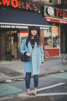 Pauline Fashion Blog - Paris Mon Amour