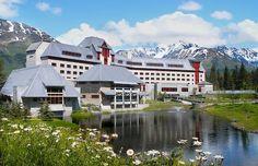 Alyeska Resort in Girdwood, Alaska. Hands down the best vacation I've ever been on. Twice.