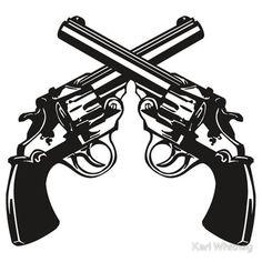 Anime Old Fashioned Guns
