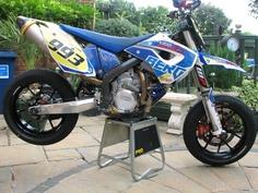 Husaberg 570 Supermoto