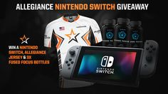 #Win this #NintendoSwitch #Giveaway, courtesy of @TeamAllegiance https://wn.nr/pBZjpz Ends Tonight 3/19